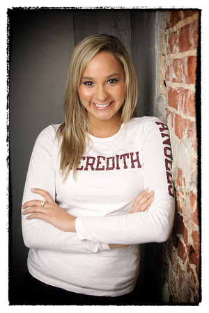 Senior Portraits - Meredith University