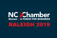 Women > A Force For Business : Raleigh 2019