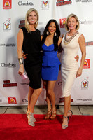 Charlotte Magazine BOB Awards - The Hilliards and Vani Hari, The Food Babe
