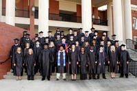 Newberry College Graduation Group